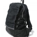 COURIER 2WAY BACKPACK - COTTON CANVAS