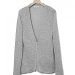 VOYAGER CARDIGAN - INDIAN COTTON KNIT